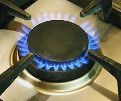 palnik w kuchence gazowej