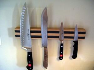 podstawowy zestaw noży