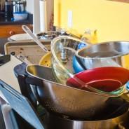 Wykończenie kuchni a jej sprzątanie