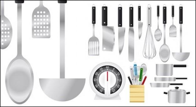 sprzęt-kuchenny-noż--jajko--łyżka--wagi--showvels--noże_435882