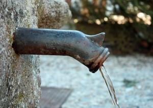 oczyszczona woda