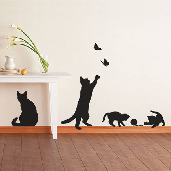 Cats-and-Kittens-wall-stickers